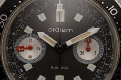 Ordiam Sub 200, Landeron Cal. 248