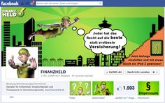 #Finanzheld on #Facebook Facebook, Finance, Messages, Projects