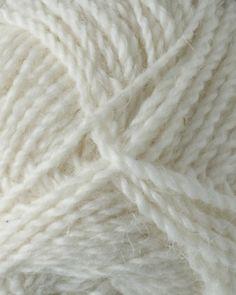 Ivory Fine alpaca yarn on 40% discount!