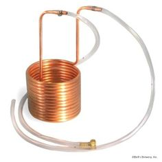 Bell's Brewery has marked down Coldbreak Brewing's 25' Copper Immersion Wort Chiller by 25% from $60.70 to $45.50.  It features 25 feet of copper tubing, tubing and garden hose fittings.  This setu...