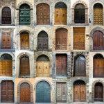 antike Türen