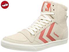 Stadil Winter Sneaker, Sneakers Hautes Mixte Adulte, Vert (Rosin), 38 EUHummel