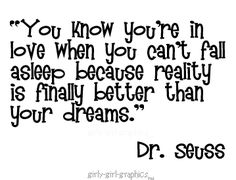 Love Dr. Seuss... And so cute!