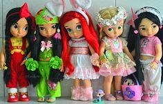 Disney Animator's Collection Dolls