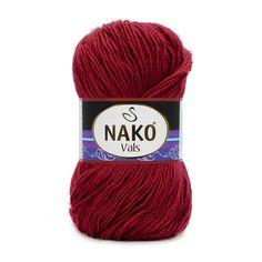Waltz / / Nako Classic / HAND KNITTING YARN / Nako Hand Knitting Yarn, Yarns, Elsa
