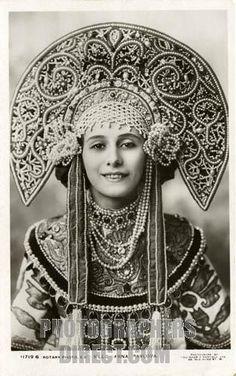 Russian Headdress