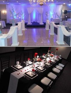 Shannon Story provides special event decorating and planning services. Hire her if you need someone to handle the all details of your affairs.
