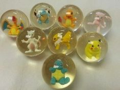 Pokemon bouncy balls with character inside I have Psyduck Childhood Memories 90s, Childhood Toys, Right In The Childhood, Bouncy Ball, Vintage Toys, British History, Tudor History, Asian History, European History