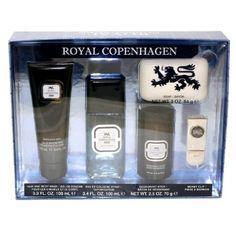 Royal Copenhagen 5 Piece Gift Set for Men >>> You can get additional details at the image link.
