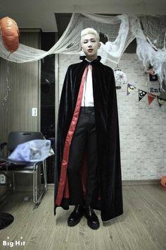 Rap Monster - Halloween 2014
