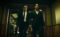 oh my, Gecko brothers From Dusk Till Down, Dusk Till Dawn, American Gods, American Horror Story, Um Drink No Inferno, Richie Gecko, Dj Cotrona, Zane Holtz, Movies