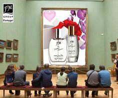 Perfumes com Feromonas