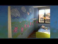 Video precioso sobre la habitación de Irune que con tanto amor hemos pintado