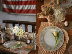 paper wedding placemats ideas