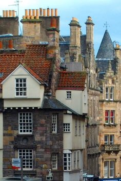 Edinburgh, my favourite city, lovely campsites and easy access to town.