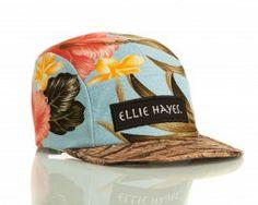 5 Panel Camp Caps · Ellie Hayes caps - Fashion http   web.stagram.com n 268247164e98