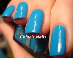 Chloe's Nails: Barry M