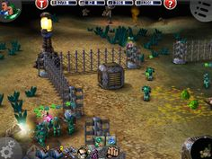 Marine Siege RTS - My favourite RTS on Mobile / Tablet.