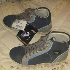 TCX XStreet Motorcycle Shoes NWT Men's 8.5 Grey and Blue. New with tags never been worn. A gift for him or you keep them! TCX Shoes