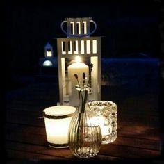 Mitt liv som Toril :o): Verandakos ♡ August 2014, Candle Sconces, Wall Lights, Candles, Instagram, Home Decor, Appliques, Decoration Home, Room Decor
