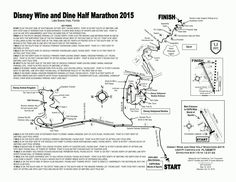 USATF - Certified Course Map