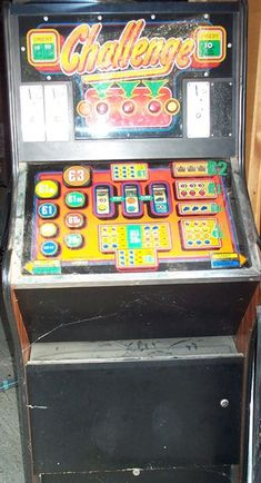 Challenge, fruit machine Arcade Games, Challenges, Fruit, Classic, Derby, Classic Books