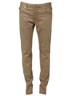 BALMAIN Coated Skinny Jeans. #balmain #cloth #jeans