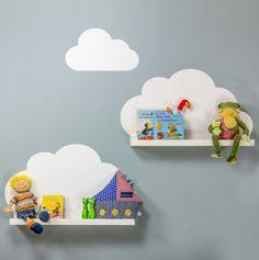 """#DIY für Ikea! Die Kindermöbel-Klebefolie """"Wolkenreich"""" von Limmaland verwandelt…"""