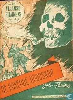 Boeken - Vlaamse Filmkens - De rokende doodskop