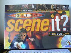 Doctor Who Scene it!!!!!!!!