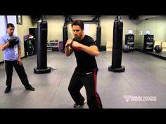 Advancing Punches - Krav Maga Training Technique w/ AJ Draven of KMW - Ep. 37 - YouTube