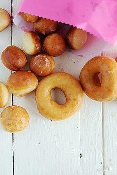 Homemade Yeast Doughnuts for the Bread Machine