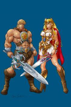 Princess of Power | She- Ra, Princess of Power He-Man & She-Ra