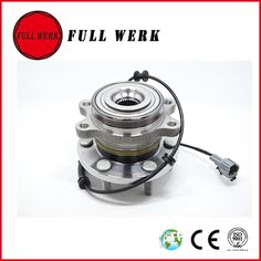 84.00$  Watch here - http://alivh5.worldwells.pw/go.php?t=32742072389 - FULL WERK high quality Car front  Wheel Hub bearing 40202-JR70B For FOR NISSAN NAVARA D40 PATHFINDER 2005