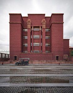 Larkin building-franklloydwright