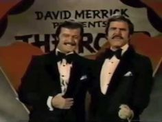 """Where Would You Be Without Me? ""Where Would You Be Without Me?"" ""THE ROAR OF THE GREASEPAINT--THE SMELL OF THE CROWD"" Robert Goulet and Rich Little having a bast!  Entertaining from beginning to the end  Book, Music and Lyrics by Leslie Bricusse and Anthony Newley"