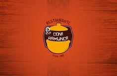 Logotipo Restaurante Dona Raimunda - Restaurante com pratos tradicionais nordestinos no litoral do Piauí - 2016