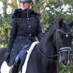 Equetech Sherrington Long Quilted Jacket