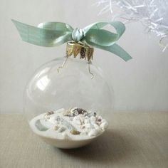 Christmas ornament/gift idea: http://www.save-on-crafts.com/glassball2.html