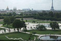 Parcs Paris, Jardin Des Tuileries, Louvre, Monument Classé, Rue, Google Images, Rivoli, France, Mansions