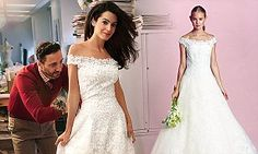 Now can buy Amal Alamuddin Clooney's wedding dress #DailyMail
