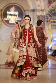 Pakistan Bridal Fashion by HSY, Mehdi & more at Pantene Bridal Couture Week Day 3 |Karachi Lifestyle|Pakistan Fashion Style blog|Karachista