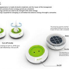 Handig concept: het draagbare stopcontact | Want.nl