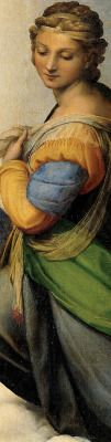 isis0isis:Detail - The Birth of Venus - Rafael.