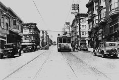 Fillmore and Haight - 1928