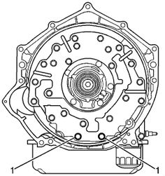 14 best duramax engine diagrams images engineering diagram diesel GMC Transfer Case Wiring Diagram toxicdiesel duramax allison transmission front housing