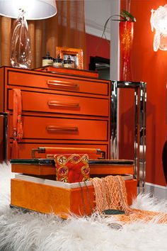 Tangerine Design Ideas, Pictures, Remodel and Decor