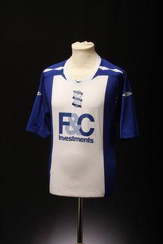 Birmingham City Football Shirt