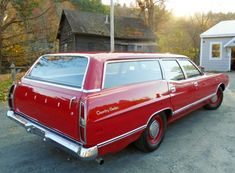 Bid for the chance to own a Cobra Jet–Powered 1971 Ford Galaxie 500 Wagon at auction with Bring a Trailer, the home of the best vintage and classic cars online. Ford Classic Cars, Classic Cars Online, Classic Auto, Chevrolet Impala, Pontiac Gto, Car Ford, Ford Trucks, Station Wagon Cars, Wagons For Sale