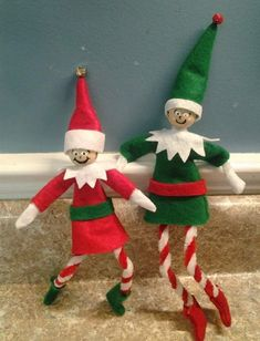 Cheap and easy diy elf on shelf